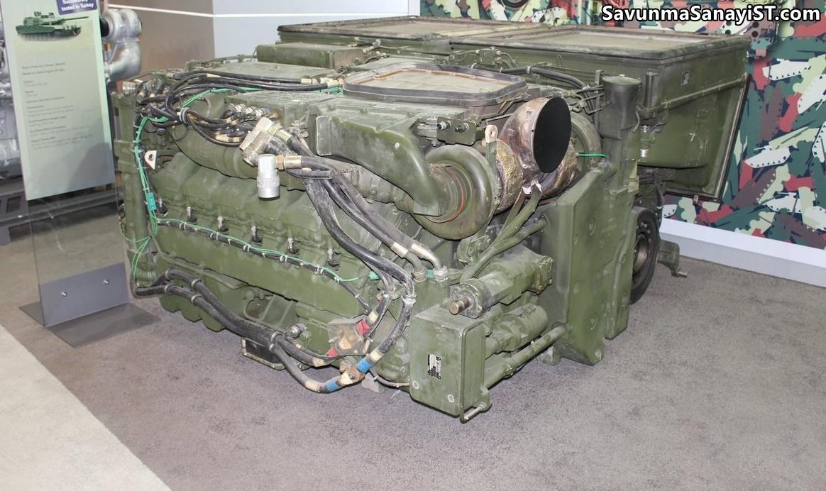 Eldeki Motorlar Ile Kac Adet Altay Uretilebilir Savunmasanayist