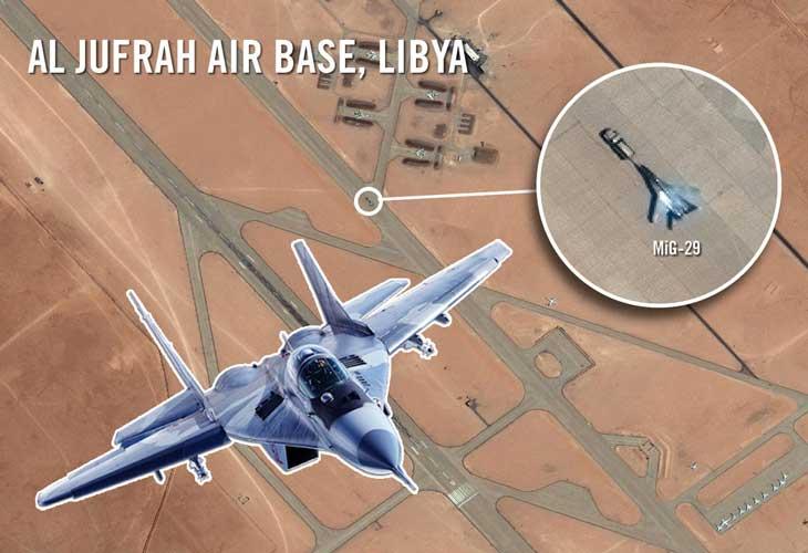 Rusija poslala oštro upozorenje SAD-u: 'Ne šaljite ratne brodove blizu Krima - za vaše dobro' - Page 4 MiG-29-Libya