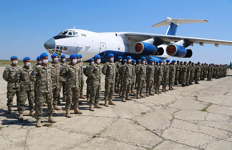 Komandolar kardeş ülke Azerbaycan'da | SavunmaSanayiST