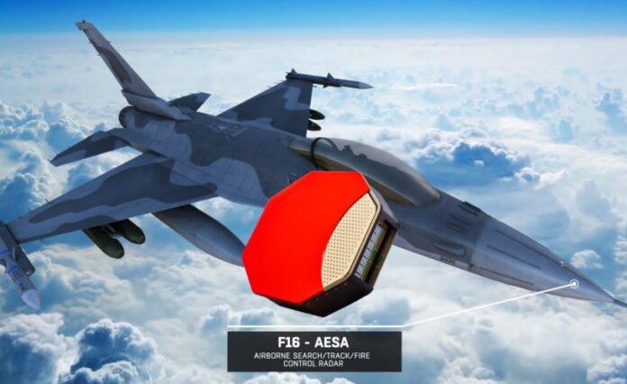 رادار F-16 AESA